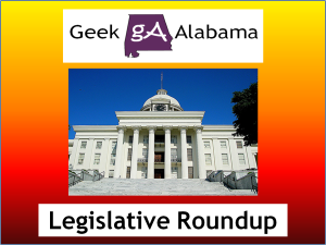 Geek Alabama Legislative