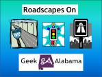 Roadscapes Geek Alabama