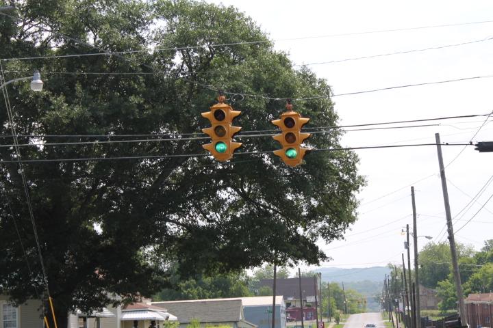Roadscapes Wednesday  Old Traffic Lights  U2013 Geek Alabama