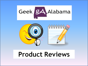 Geek Alabama Product Reviews