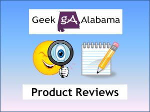 Geek Alabama Product Reviews