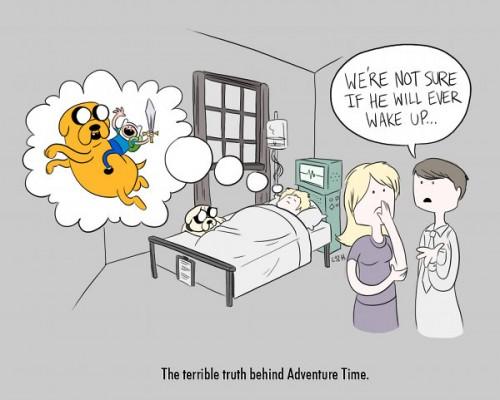 animation monday adventure time geek alabama