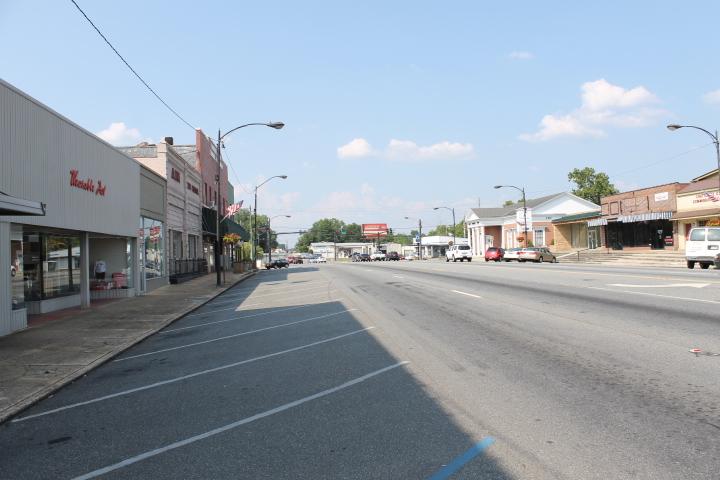 Summerville, Georgia (GA) ~ population data, races, housing & economy