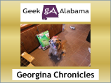 Geek Alabama Georgina Chronicles