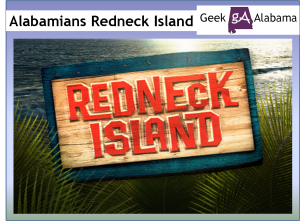 Alabamians On Redneck Island Season 2