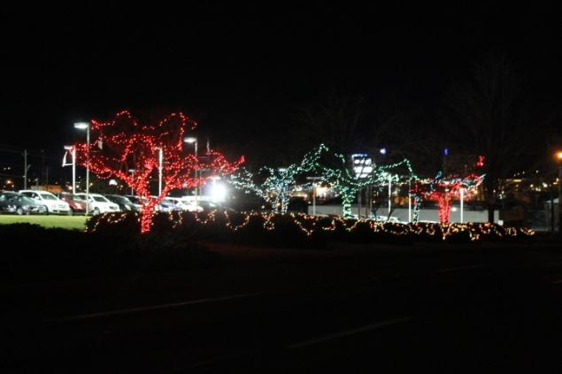 lights 210