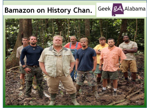 Bamazon Premiering on History Channel