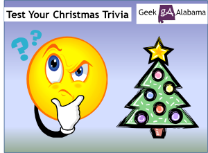 Test Your Christmas Trivia Knowledge