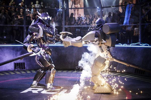 Robot Combat League - Season 1