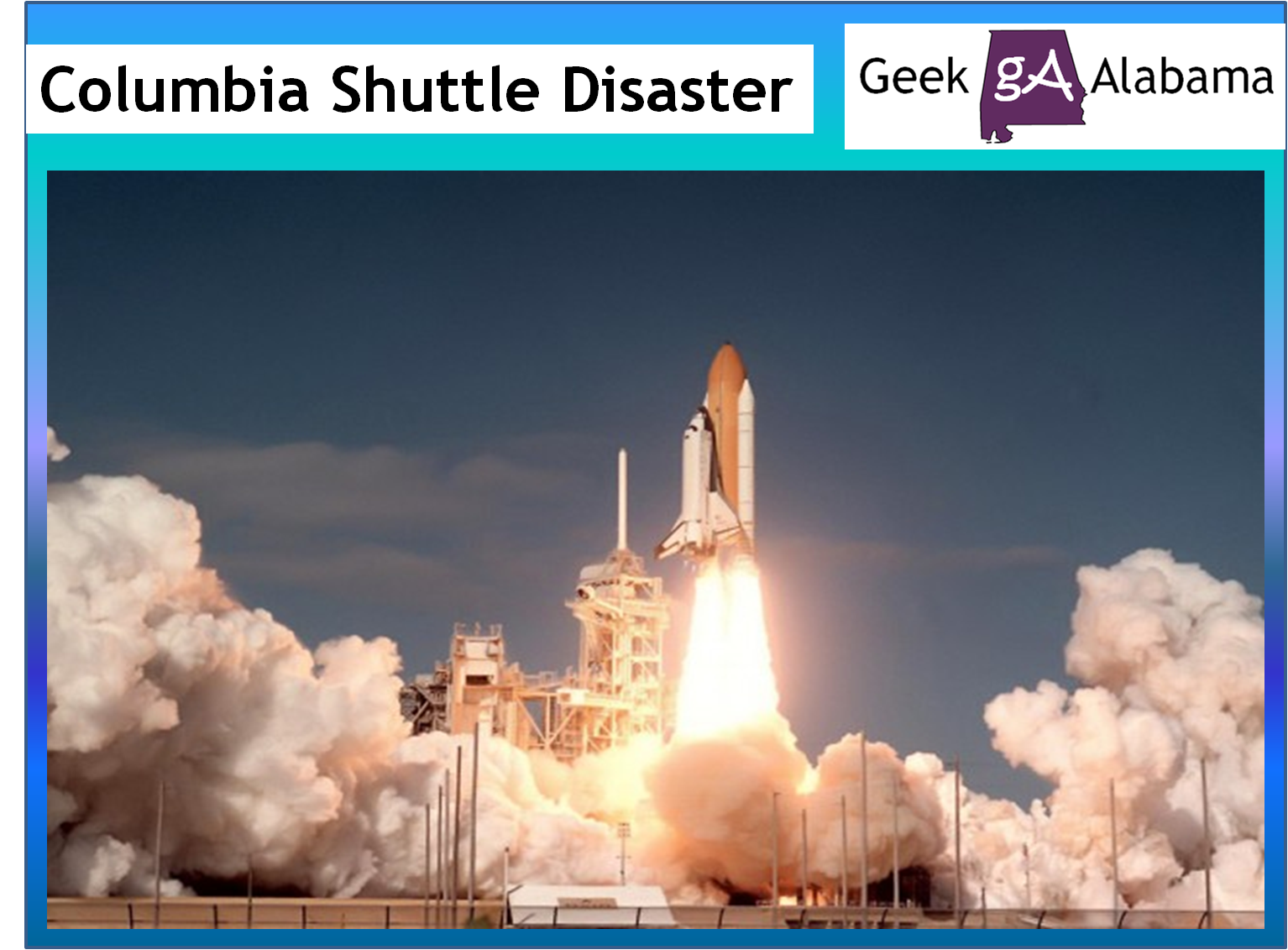 space shuttle disasters - 1200×571