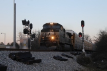 train 057