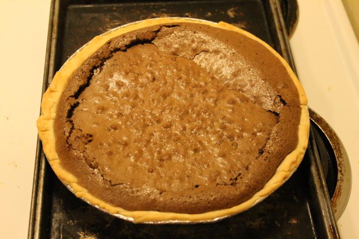 Alabama Chocolate Fudge Cake Recipe
