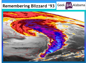 Remembering The Blizzard of 1993