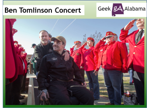 The Upcoming Fundraising Concert For Ben Tomlinson