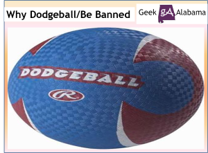 Why Dodgeball Should Be Banned In Schools