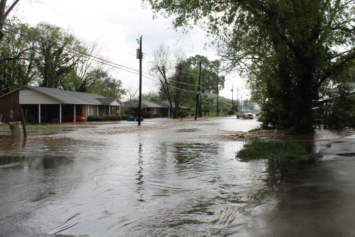 Major Flooding In Oxford Alabama Geek Alabama