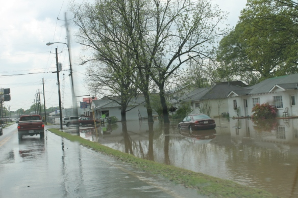 Major Flooding in Oxford Alabama | Geek Alabama