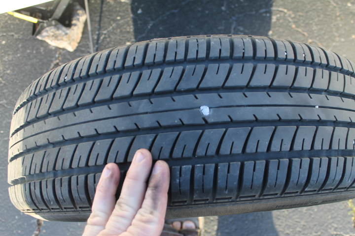 How To Repair A Nail Puncture Inside A Tire – Geek Alabama
