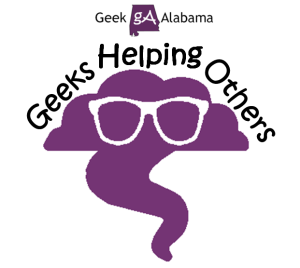 Geeks Helping Others