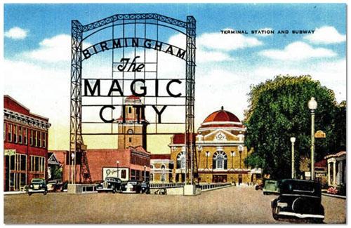 Birmingham Long Stay Car Park  Map