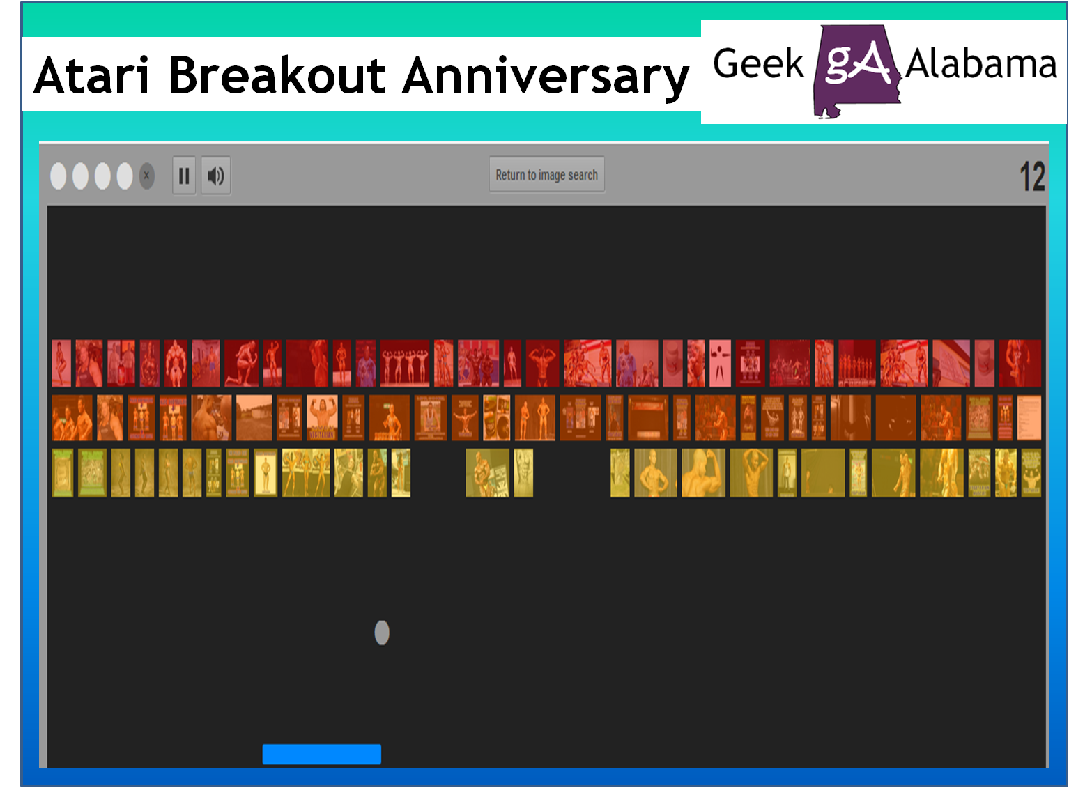 Miss Universe Play The Atari Breakout Game On Google Images