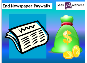 How To Get Around The Newspaper Paywalls