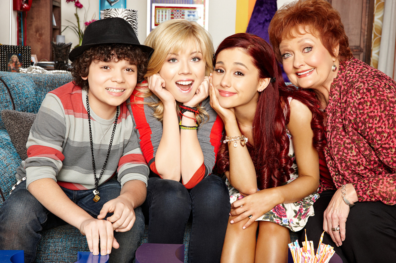 Sam and cat naked