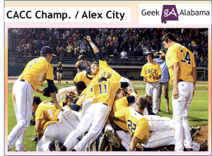 Celebrate CACC's National Championships in Alex City