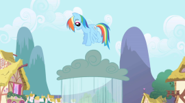 Rainbow_Dash_jumping_on_a_rain_cloud_S1E01