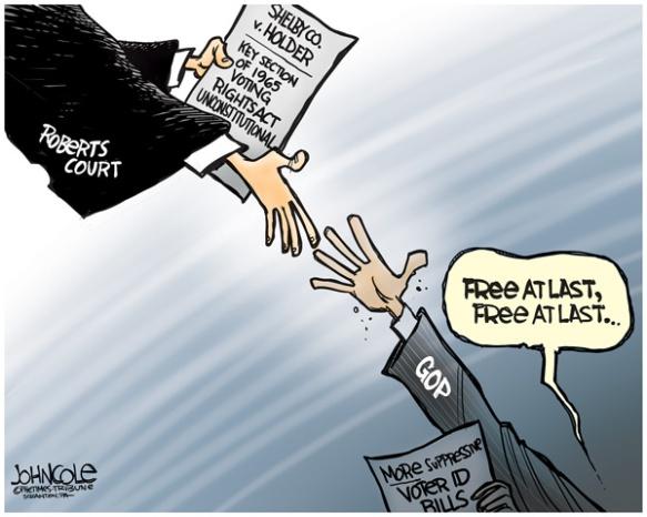 animation monday  supreme court political cartoons 2013