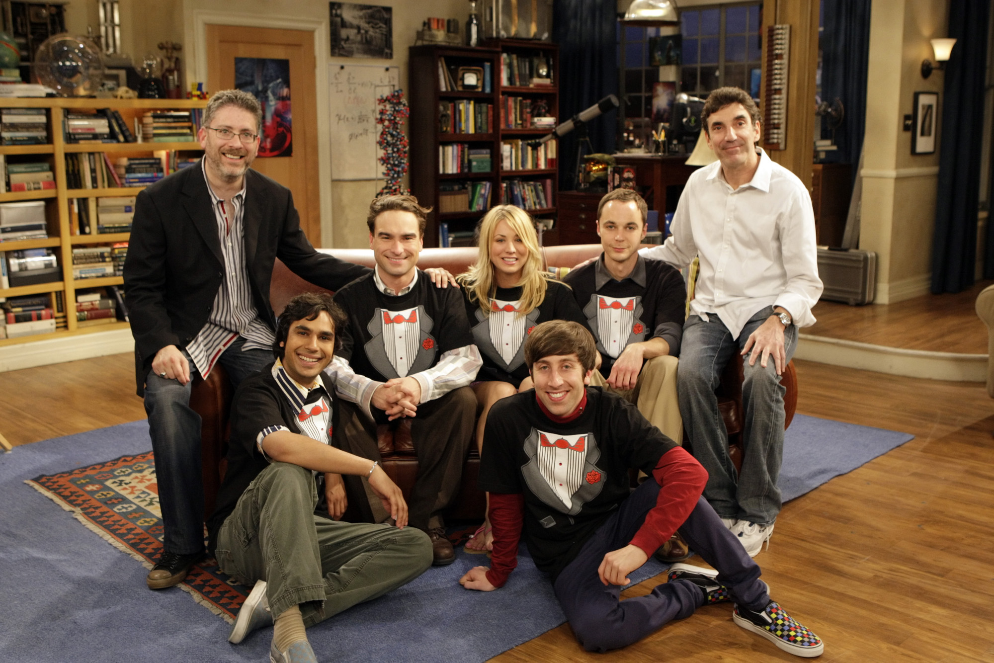 Big Bang Theory Natural Science Breaks Down