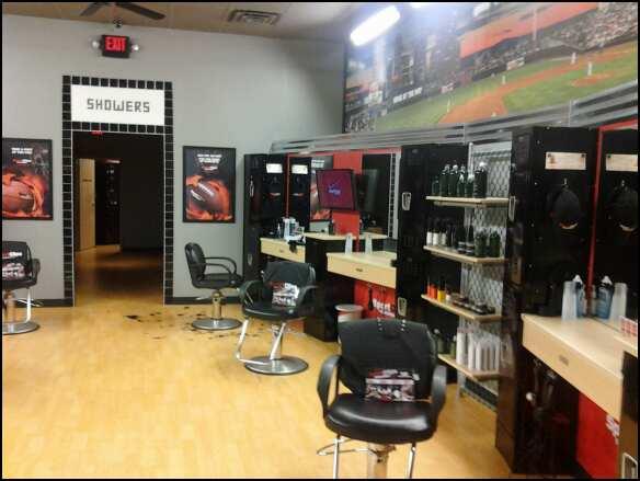 Locker Room Hair Co The Red Deer Ab