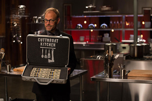 Food Network Cutthroat Kitchen Episode