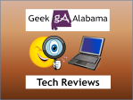 Geek Alabama Tech Reviews