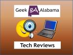 Geek Alabama Tech Reviews