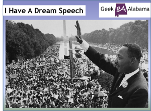 Reflections on the 50th Anniversary of the I Have A Dream Speech