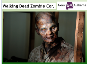 Zombies 101: Sign Up For Lessons From The Walking Dead Course
