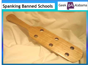 Why Corporal Punishment Should Be Banned From Schools