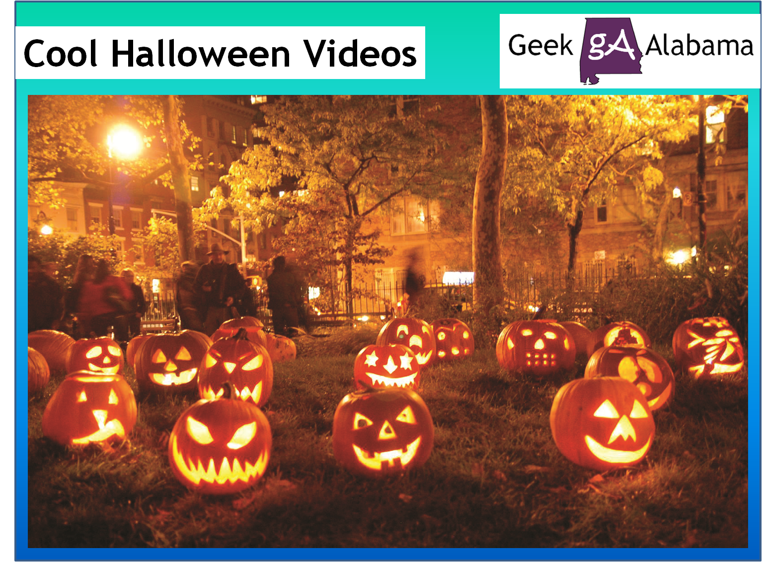six cool halloween synchronized lights videos – geek alabama