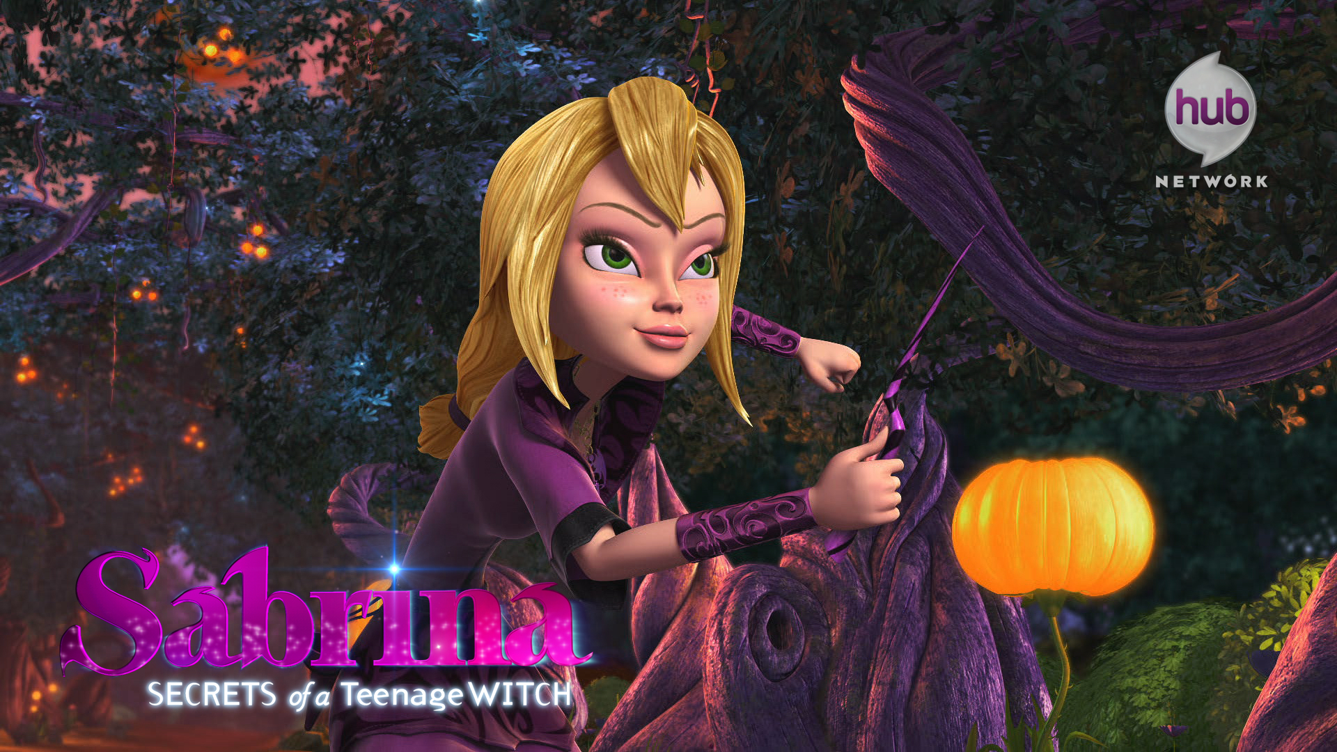 Animation Monday: Sabrina: Secrets of a Teenage Witch ... Sabrina The Animated Series Sabrina Spellman
