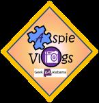 Aspie Vlogs Logo