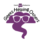 Geeks Helping Others Logo