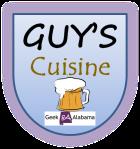 Guy's Cuisine Logo