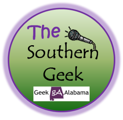 The Southern Geek Logo