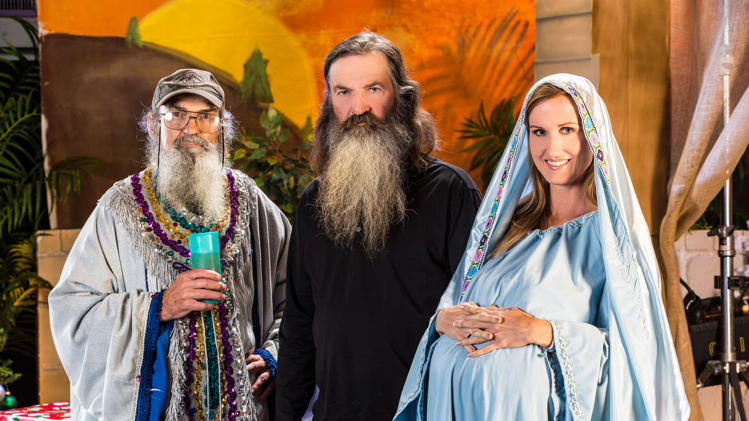 Reminder: Duck Dynasty Christmas Special 2013 Airs Tonight – Geek ...