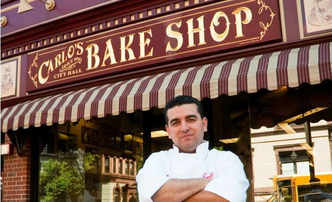 Cake Boss Bakery Port Authority