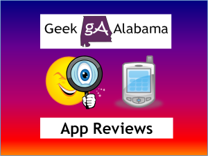 Geek Alabama App Reviews