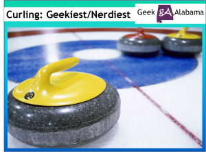 Why Curling Is The Geekiest/Nerdiest Winter Olympic Sport