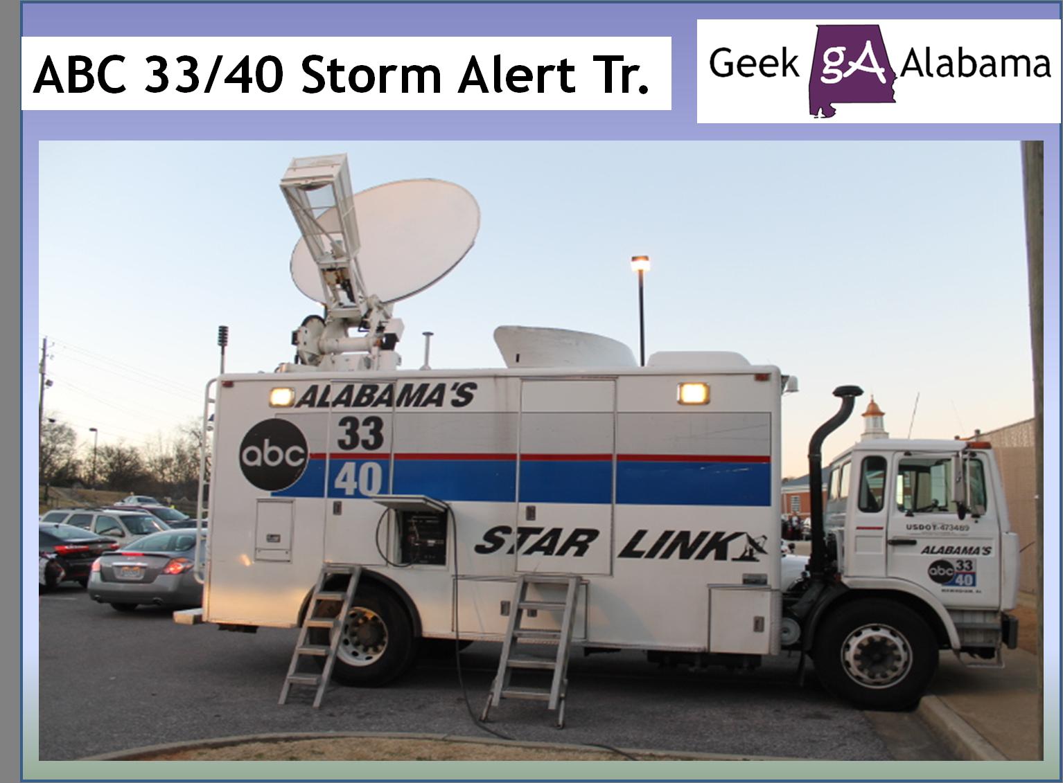 Abc 33 40 Weather James Spann On The Threat Of Severe – Wonderful