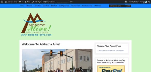 alabama alive